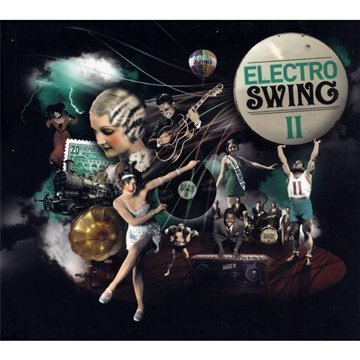 Vol. 2-Electro Swing By Electro Swing [Music Cd]