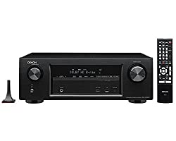 Denon 7.2-Channel Full 4K Ultra HD A/V Receiver With Bluetooth And WIFI - AVR-X1100W