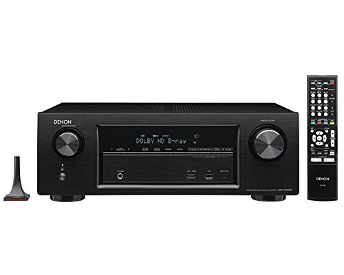 Denon Avr-X1100W 7.2 Channel Full 4K Ultra Hd A/V Receiver With Bluetooth And Wi-Fi