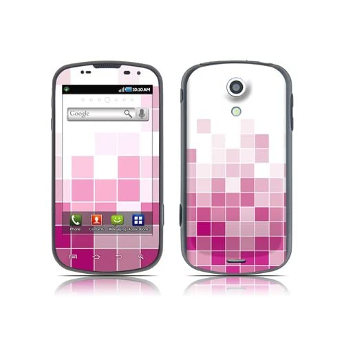 Pink Dissolve Design Protective Skin Decal Sticker for