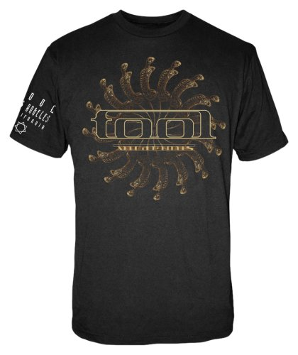 Old Glory - Tool - Uomo Spectre Spiral T-shirt Small Nero