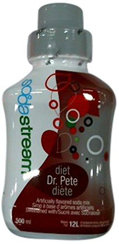 SodaStream Diet Pete's Choice Sodamix Syrup
