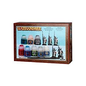 Warhammer Paint Set 2012