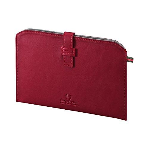 サンワサプライ ソフトレザータブレットケース(7インチ・赤) PDA-TABSL7R