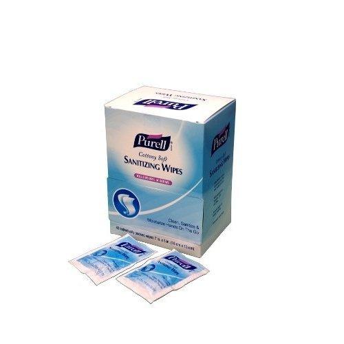 Purell Premium Sanitizing Wipes 12/40 Count Case front-963738