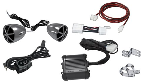 Boss Motorcycle/Utv Speaker System 800W Bluetooth