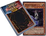Yu Gi Oh : YSD-EN016 Unlimited Edition Spirit Caller Common Card - ( YuGiOh Single Card )