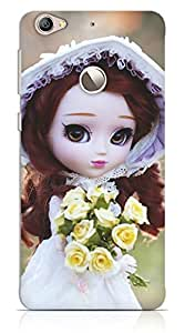 Cute Doll With Yellow Flowers Case For Letv 1S