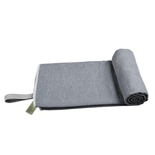 Plain Yoga Mat Towel / Yoga Towel- Microfiber Material ...