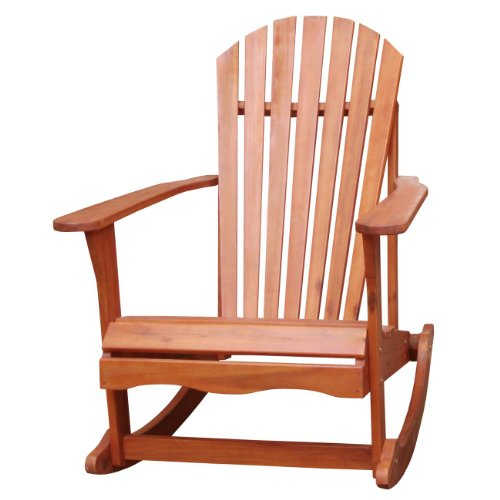 International Concepts Adirondack Rocker Chair photo