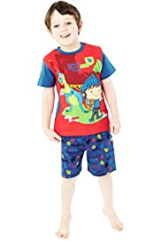 Pure Cotton Mike The Knight Short Pyjamas