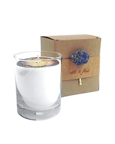 Ebb & Flow NYC Smokey Vanilla Soy Candle