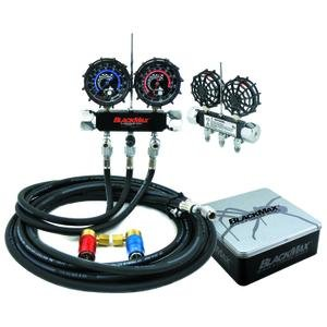 AUTOMOTIVE AIR CONDITIONING GAUGE ADAPTERS