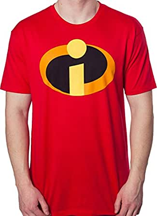 Men 39 S Disney The Incredibles Shirt Clothing