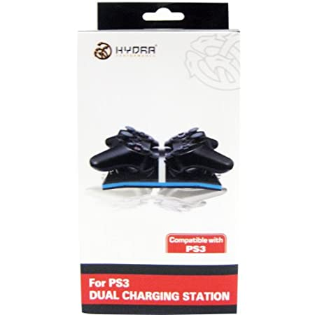PS3 Dual Charging Station For Sony Playstation 3 wireless Controller