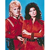 JANE BADLER AS DIANA, JUNE CHADWICK AS LYDIA FROM V #1 - COLOUR Movie Photo - (4 Different Photograph & POSTER Sizes Available)
