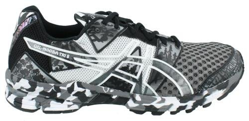 asics gel noosa tri 8 womens Black