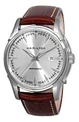 Hamilton Men's H32715551 Jazzmaster Viewmatic Silver Dial Watch from Hamilton