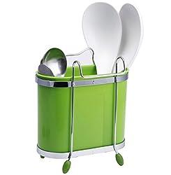 NOVICZ Kitchen Cutlery Rack Kitchen Utensils Rack Spoon Knife Holder Stand Storage