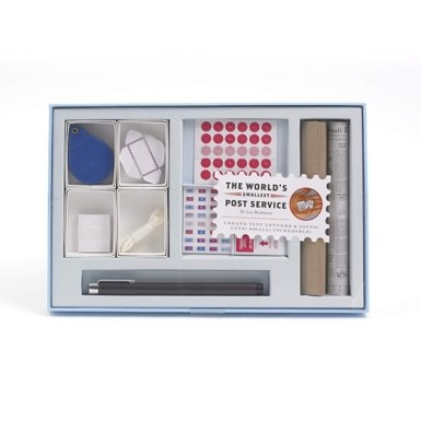 Smallest Postal Service Kit||RNWIT