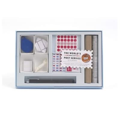 Smallest Postal Service Kit
