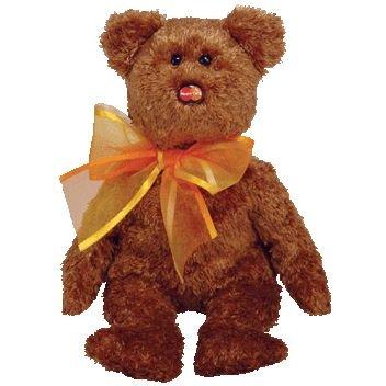 TY Beanie Baby - MC MASTERCARD V Bear (Credit Card Exclusive) - 1