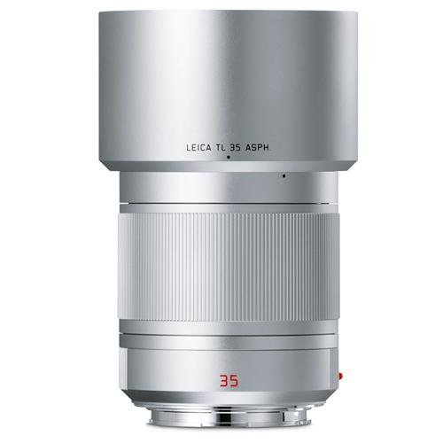 Leica Summilux-TL 35mm f/1.4 ASPH Lens (Silver Anodized) (Leica 35 compare prices)