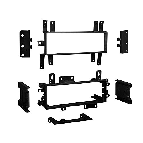 Metra 99-5700 Installation Multi-Kit for 1975-2000 Ford/Jeep/Lincoln/Mazda/Mercury Vehicles (Black) (F150 3 Lift Kit compare prices)