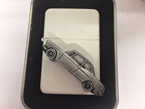 peugeot-404-coupe-3d-flip-top-petrol-lighter-windproof-white-refillable-ref176