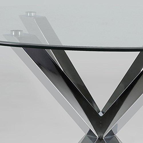 Design couchtisch glas chrom com forafrica for Couchtisch chrom glas