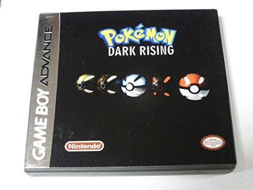 Pokemon Dark Rising - Game Boy Advance - Nintendo - Fan Translation - GameBoy (Pokemon Gameboy Advance Video compare prices)