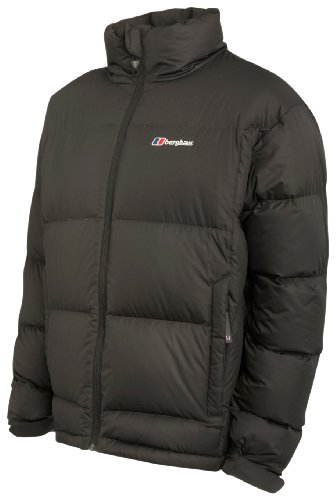 Berghaus Mens Akka Down Padded Down Jacket - Black, Small