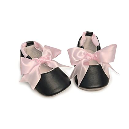 Mud Pie Baby Ballet Slippers