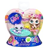 Littlest Pet Shop Beaver & Raccoon