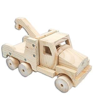 build a wood vehicle kit