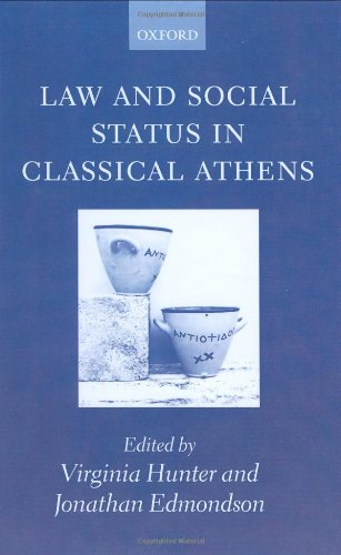 Law and Social Status in Classical Athens