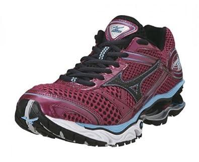 Mizuno Lady Wave Creation 13 Running Shoes - 11.5 - Purple