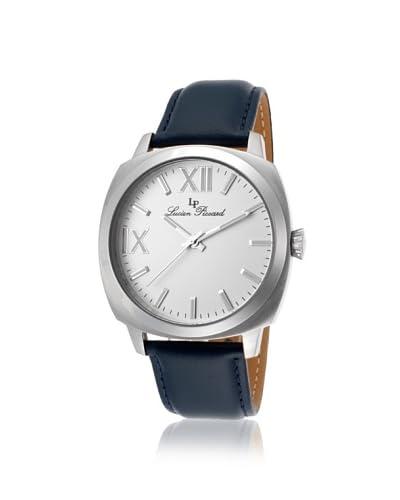 Lucien Piccard Women's 10032-02-BU St. Tropez Blue/White Leather Watch