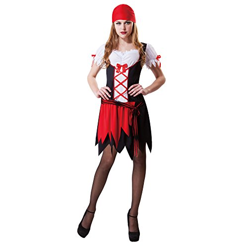 Totally Ghoul Pretty Pirate Womens' Halloween Costume