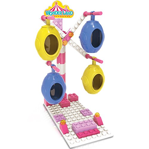 ZTrend Wonderland Mini Ferris Wheel Building and Stacking Toy - 1