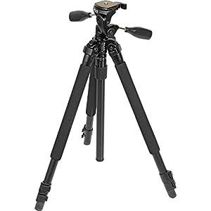 Slik Pro 330DX Tripod With Head (Black Legs) - 613331