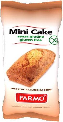 Farmo Gluten Free Mini Cake, 1.8-Ounce (Pack of 10)