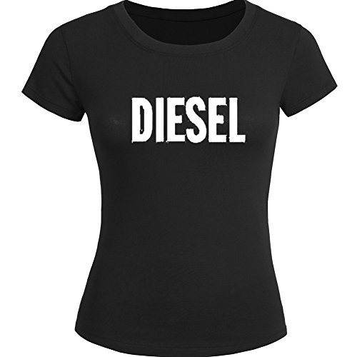 Diesel T-Cookie For Ladies Womens T-shirt Tee Outlet