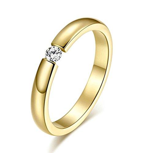 beydodo-edelstahl-ring-damen-ringe-ehering-vintage-ring-mit-cz-breite-3mm-grosse-54-172-gold