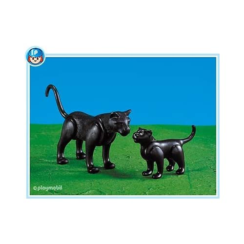 Amazon.com: Playmobil Panther with Baby