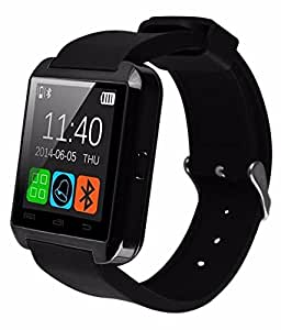 Link Plus Smart Watch Best U8 Bluetooth Authentic U Watch Silicon Wristband, Camera & SIM Card Support Hot Fashion New Arrival Hot Fashion Premium Quality Lowest Price Sports, Fitness, Outdoor, Health, Digital Touch Screen, Lightweight, Wifi, Internet, USB Cable Charger,  Nexus 6