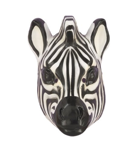 Deluxe Kids Zebra Mask