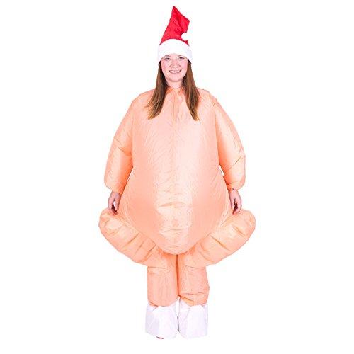 Inflatable Adult Costume (Turkey)