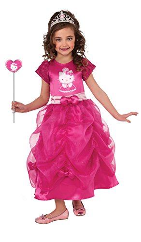 Hello Kitty Princess Dress-Up Outfit
