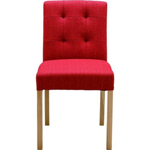 Natural ASH ナチュラル アッシュ Dining Chair ダイニングチェア [ レッド ]